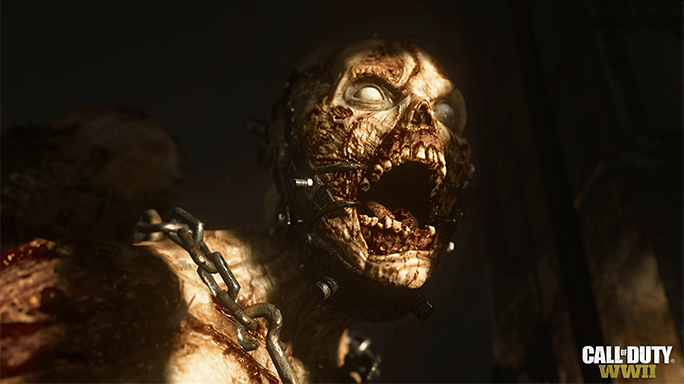 Call of Duty WWII release zombie mode