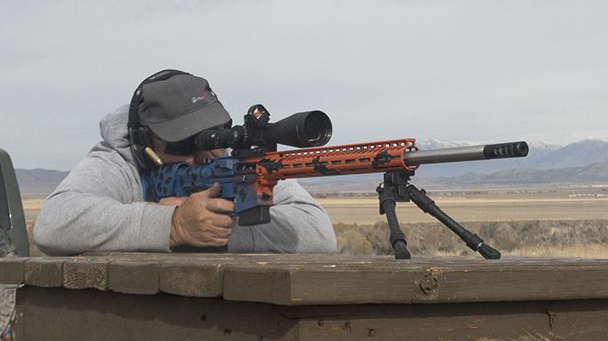 Dark Storm Custom Shop DS-10 Rifle Rendezvous dave bahde