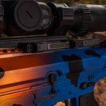 Dark Storm Custom Shop DS-10 Rifle Rendezvous controls
