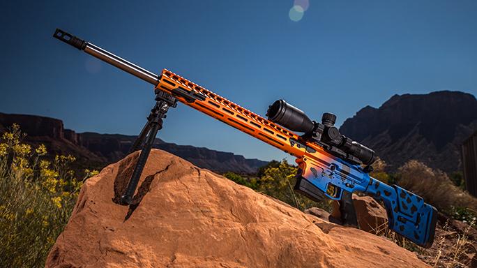 Dark Storm Custom Shop DS-10 Rifle Rendezvous lead