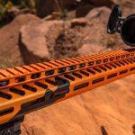 Dark Storm Custom Shop DS-10 Rifle Rendezvous rail
