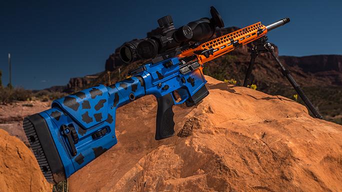 Dark Storm Custom Shop DS-10 Rifle Rendezvous rock