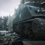 First-Person Shooter Video Games Call of Duty: WWII