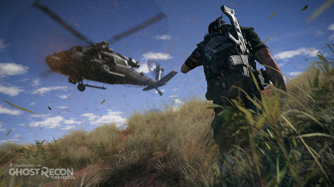 First-Person Shooter Video Games Tom Clancy's Ghost Recon Wildlands