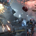 First-Person Shooter Video Games Wolfenstein II: The New Colossus