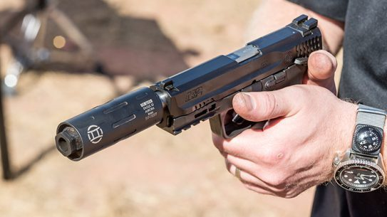 Gemtech Aurora II Suppressor Athlon Outdoors Rendezvous lead