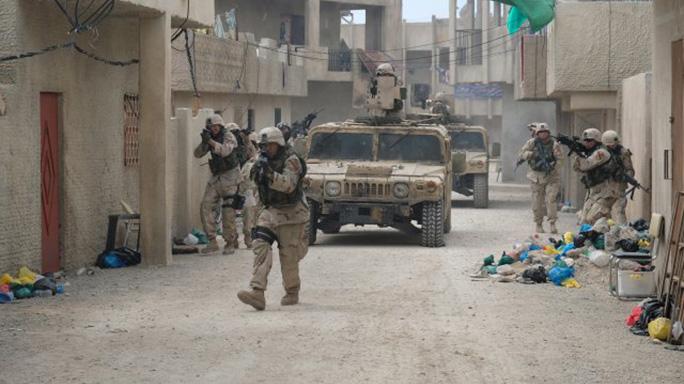 the long road home iraq war tv series