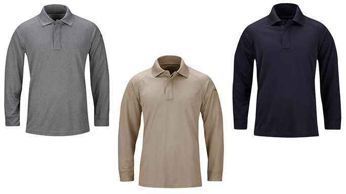 Holiday Gift Guide 2017 Propper Men's Snag Free Polo