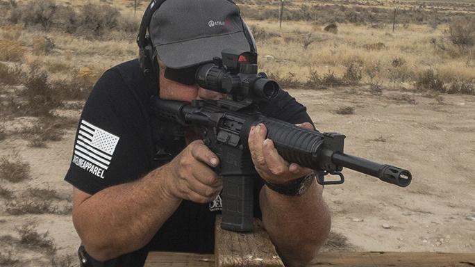 Smith & Wesson M&P10 Sport Optics Ready rendezvous lead