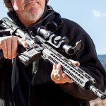 Taurus T4SA M4 Carbine Athlon Outdoors Rendezvous hold