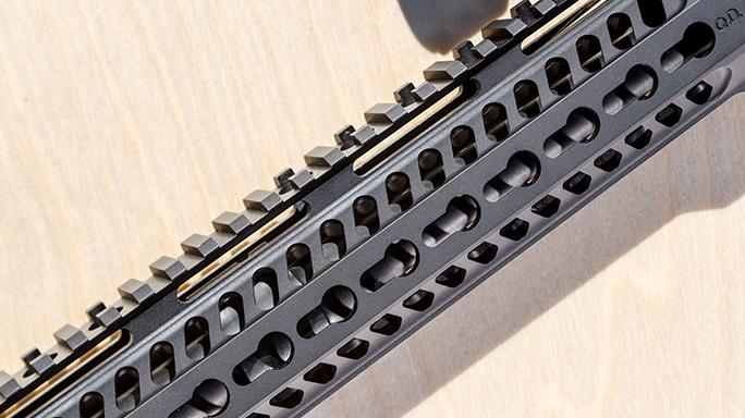 Taurus T4SA M4 Carbine Athlon Outdoors Rendezvous rail
