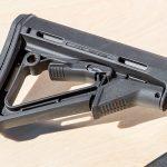 Taurus T4SA M4 Carbine Athlon Outdoors Rendezvous stock