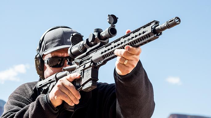 Taurus T4SA M4 Carbine Athlon Outdoors Rendezvous zoom