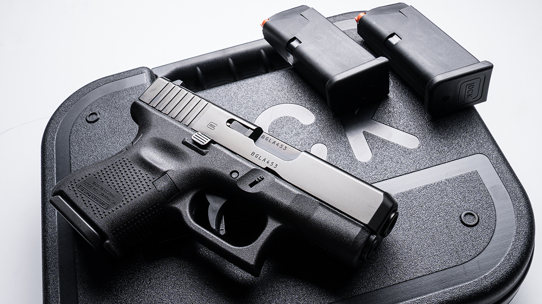 Glock 26 Gen5Subcompact pistol release right