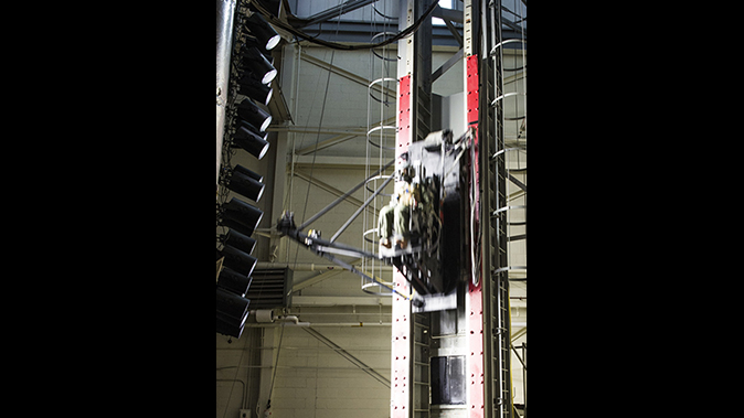 air force m17 modular handgun system test ejection seat
