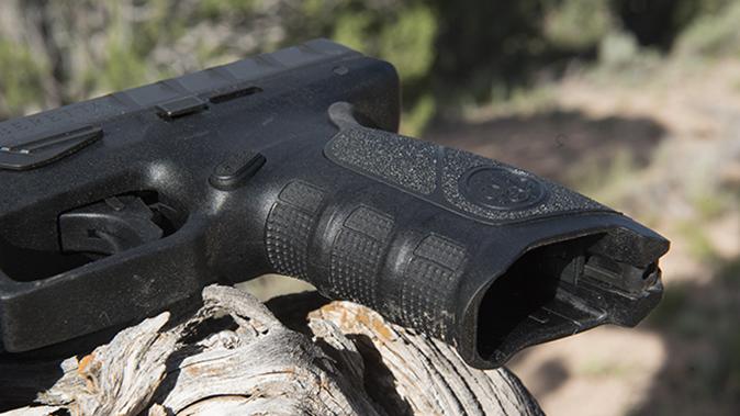 Beretta APX pistol frontstrap