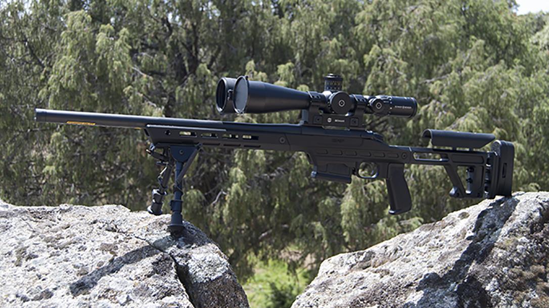 Bergara B-14 BMP precision rifle
