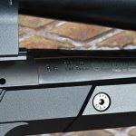 Bergara B-14 BMP rifle engraving