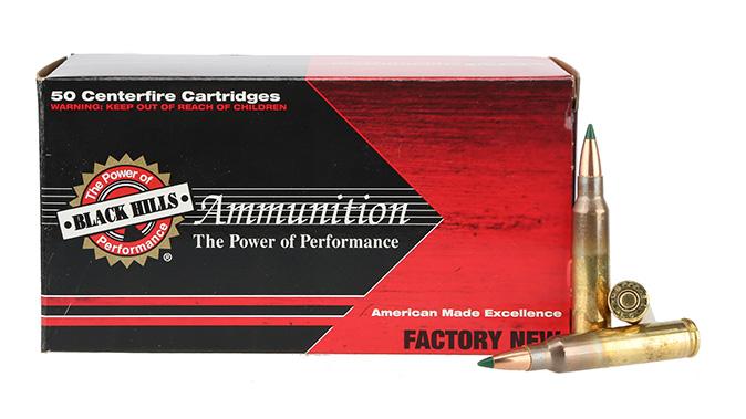 Black Hills ar cartridges