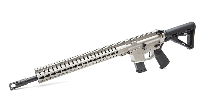 CMMG MkG DRB rifle left profile