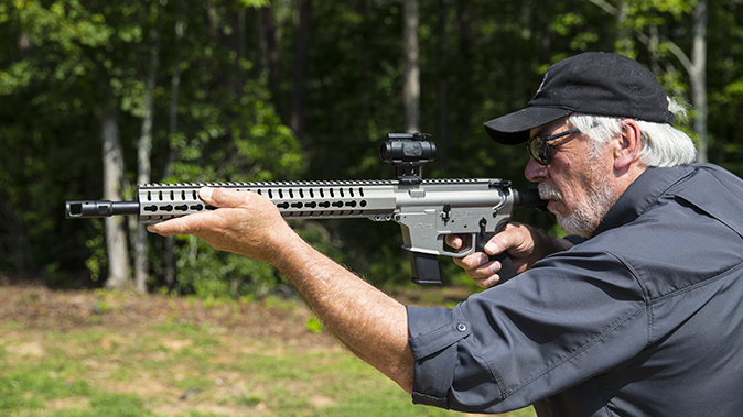 CMMG MkG DRB rifle test