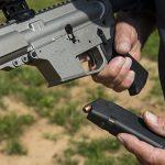 CMMG MkG DRB rifle loading