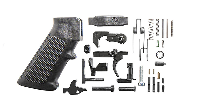 Daniel Defense Lower Receiver Parts Kit budget AR