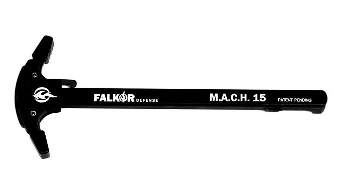 Falkor Defense Mach 15 budget AR