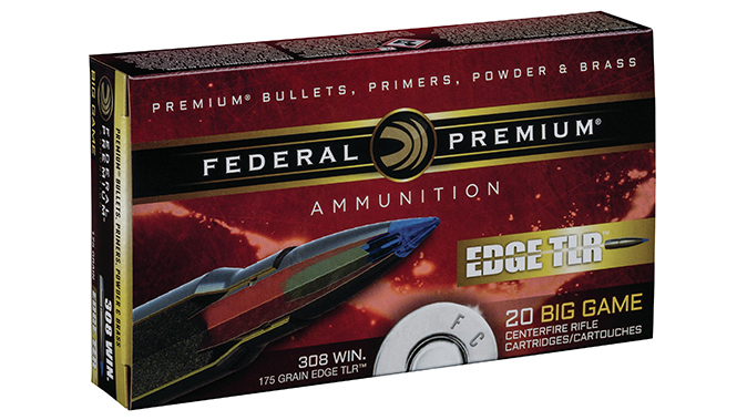 Federal Edge TLR ar cartridges