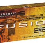 Federal Fusion MSR ar cartridges