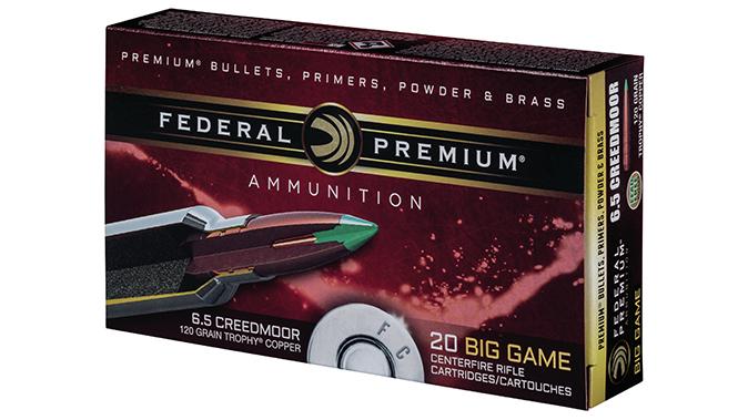 Federal Trophy Copper ar cartridges