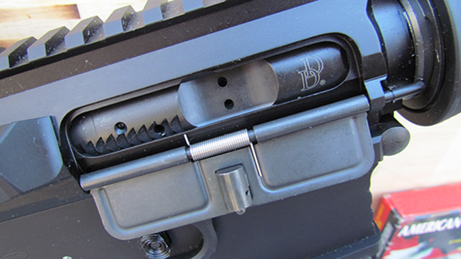 Fort Discovery Expedition rifle ejection port