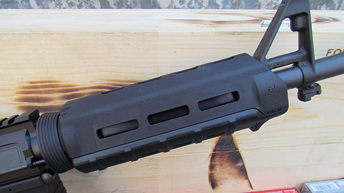 Fort Discovery Expedition rifle handguard