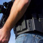 high threat concealment qrs salvo holster rig