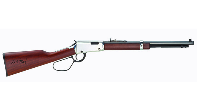 """Frontier Carbine """"Evil Roy"""" Edition henry silver series rifle"""