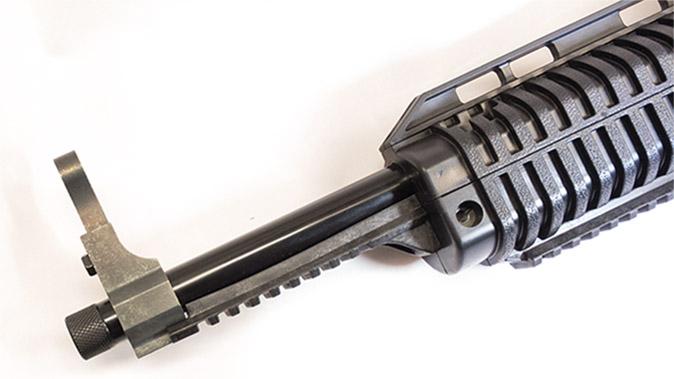 Hi-Point 1095TS 10mm Carbine muzzle