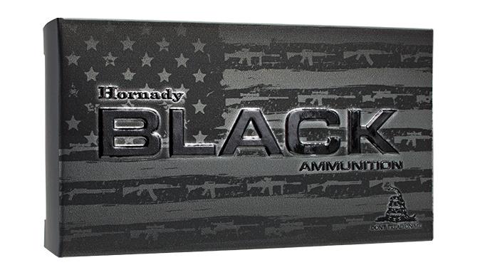 Hornady Black AR cartridges
