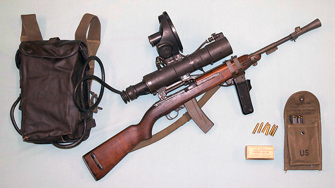 Inland T30 carbine system