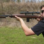 Inland T30 carbine test