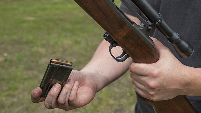 Inland T30 carbine magazine