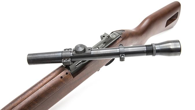 Inland T30 carbine scope