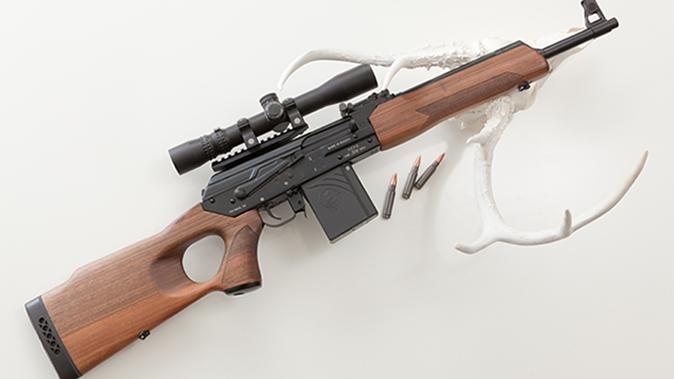 K-VAR VEPR rifle profile