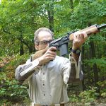K-VAR VEPR rifle aiming