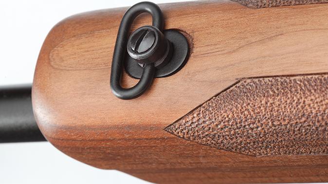 K-VAR VEPR rifle front swivel