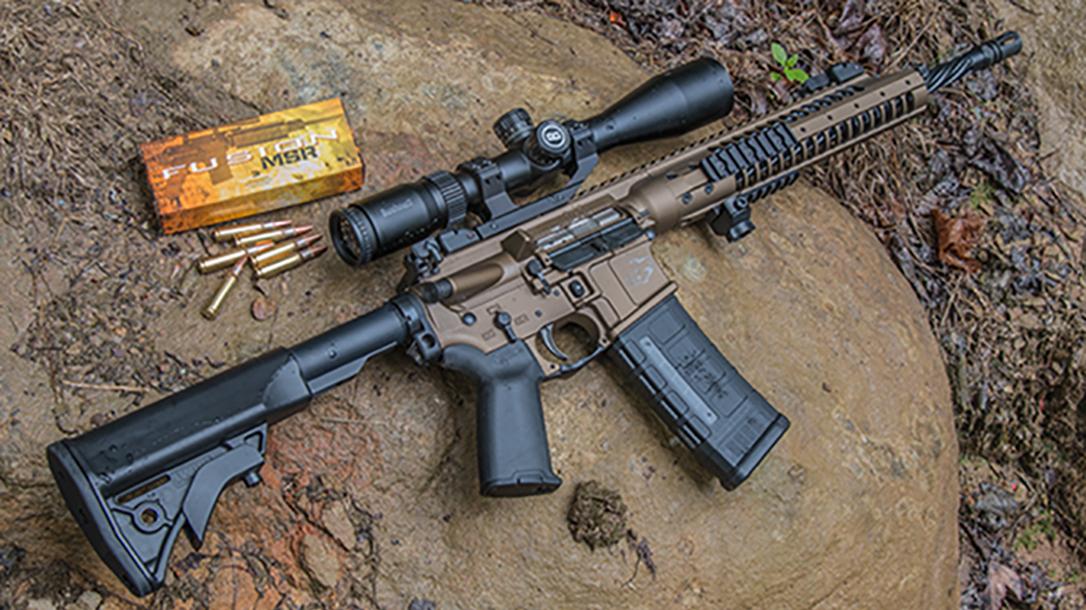 LWRCI SIX8-A5 Razorback II Rifle lead