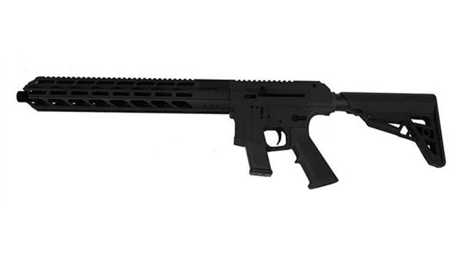 Lone Wolf AlphaWolf Pistol Caliber Carbine left profile