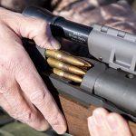 M1D Garand rifle en bloc clip