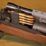 M1D Garand rifle clip