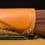 M1D Garand rifle cheeped