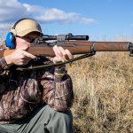 M1D Garand rifle test